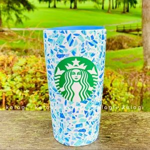 💫NEW LAST💫Starbucks 2020 Shape Geometic Tumbler